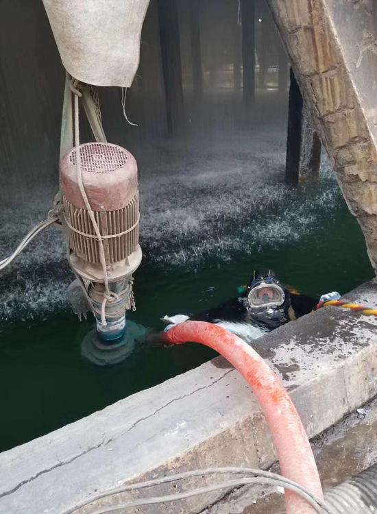 新聞---云浮市潛水員打撈公司--完成作業要求
