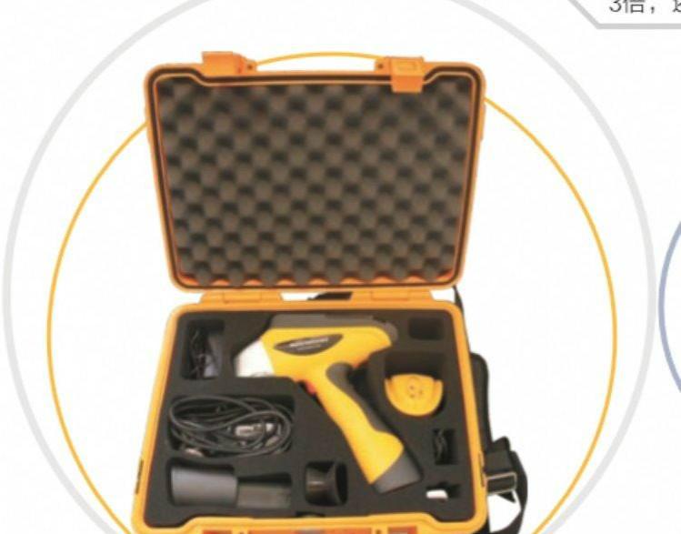 手持式XRF光谱仪