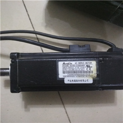 河南許昌臺達ECMA-E21315RS伺服電機報警是怎么回事